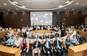 CUHK (Shenzhen) Undergraduates Qualify for the Hult Prize Global Final<br/>Hongran Capital Sponsors University Innovation & Entrepreneurship Competition